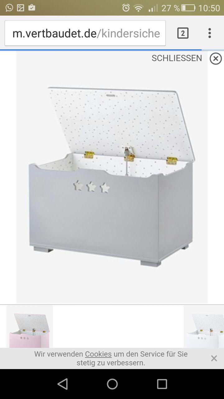 Kiste für Tochter und Enkelkind